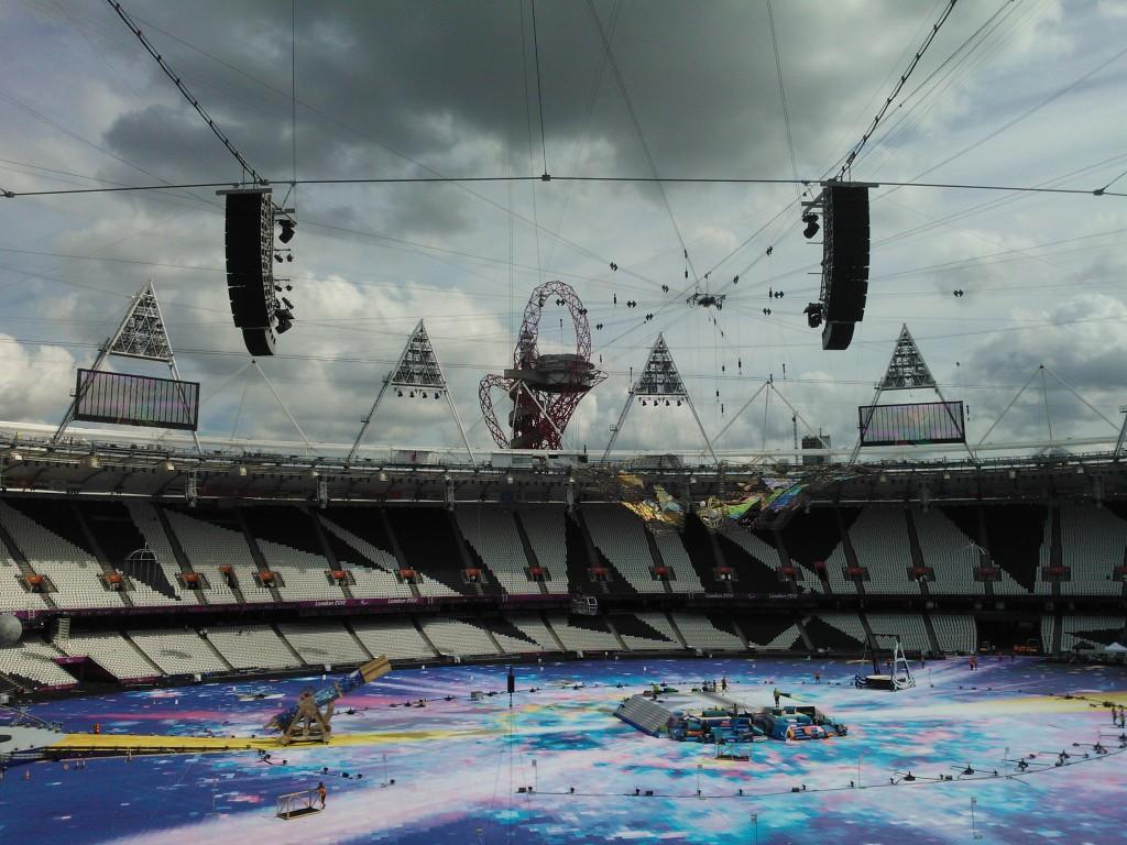 Engineering the Olympics