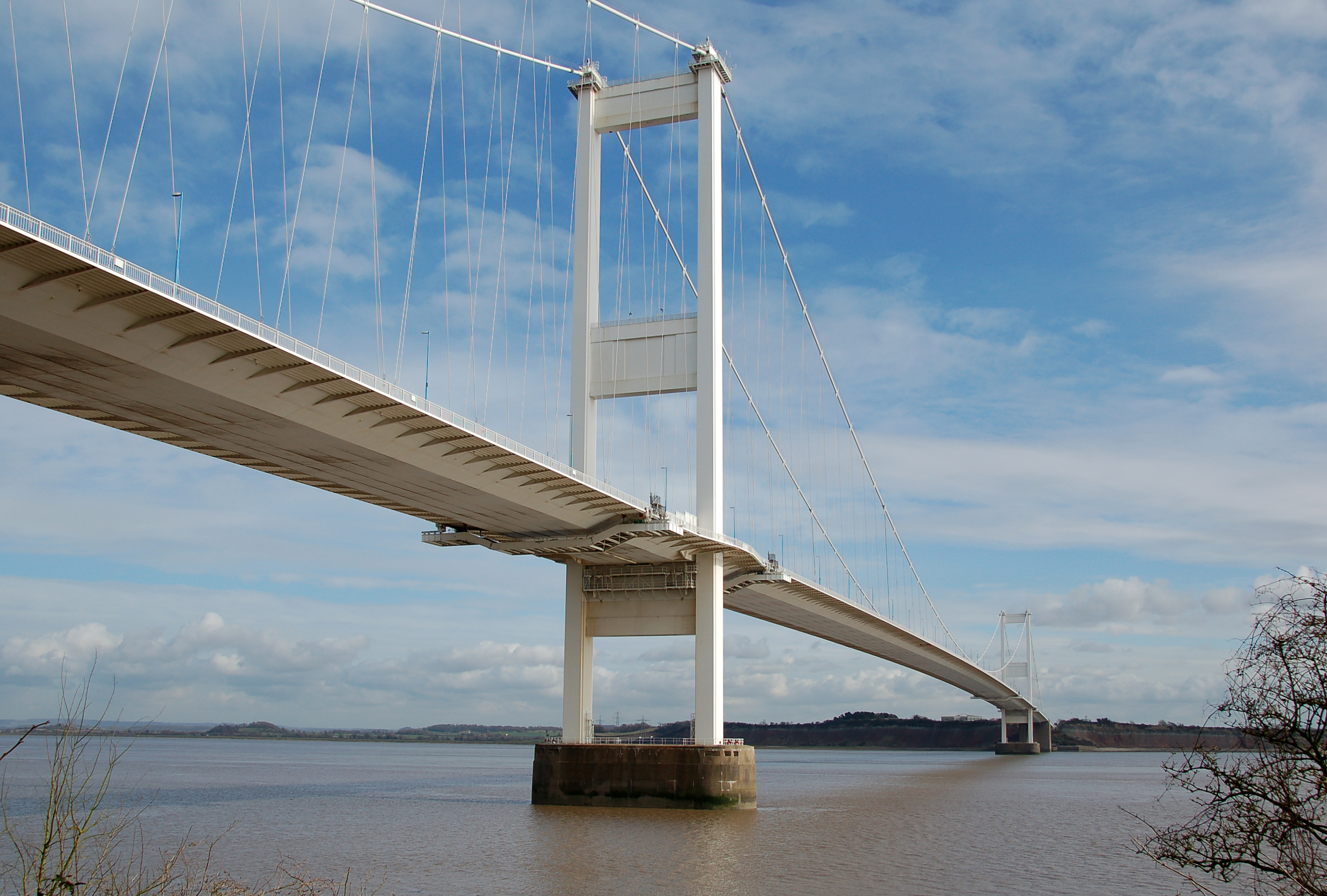 Severn Bridge - Nilfanion