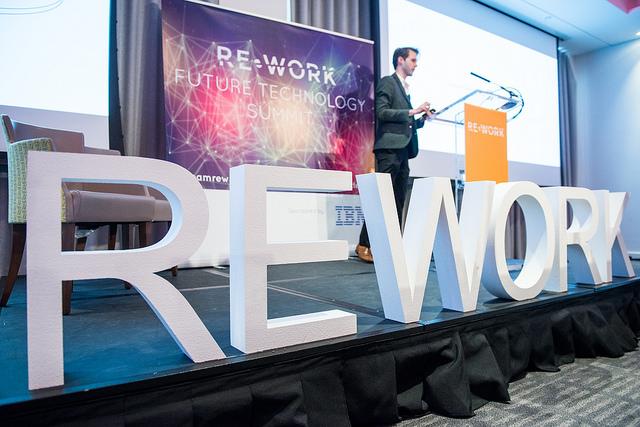 RE.WORK Future Technology Summit