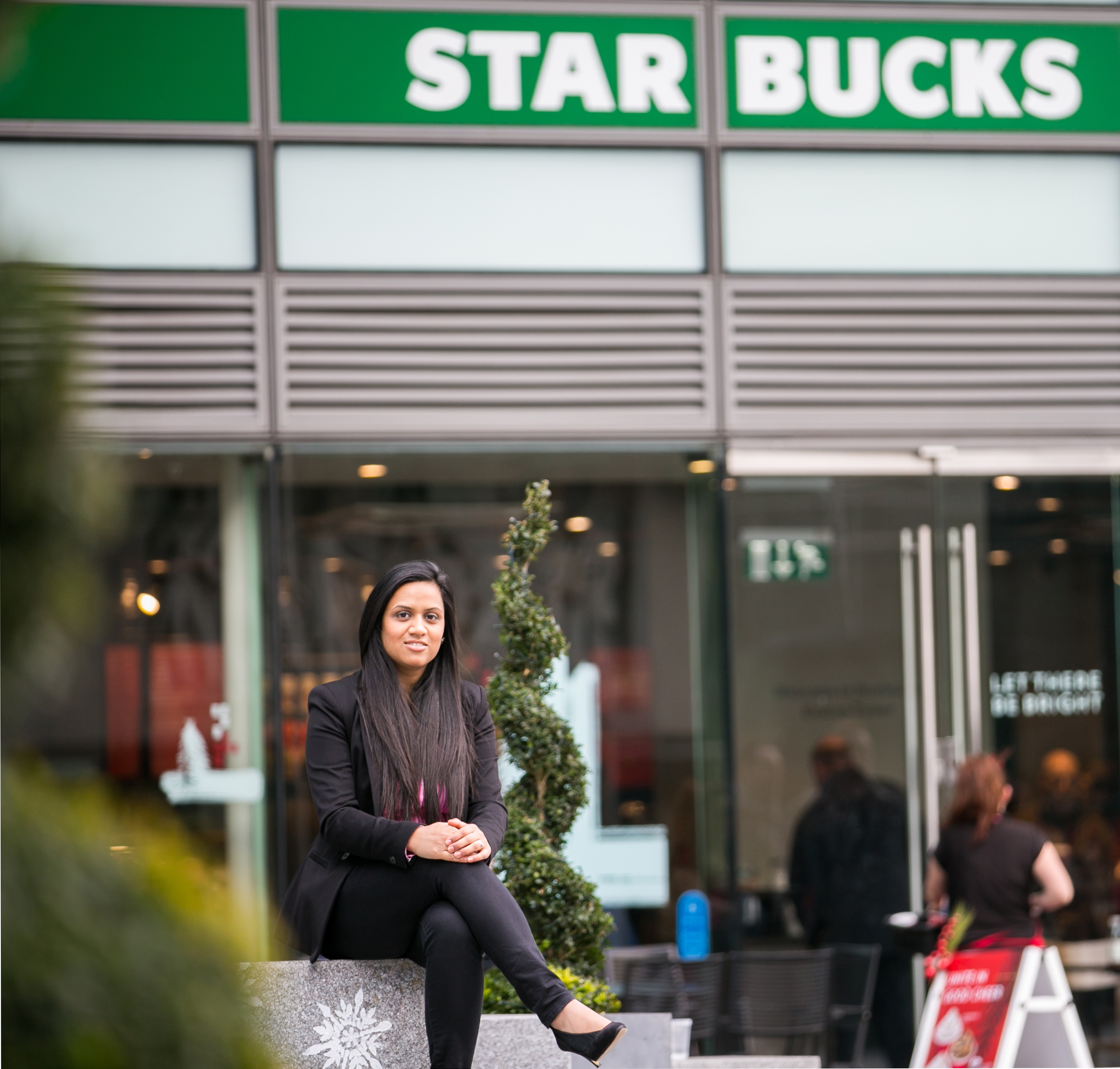 Jaz Starbucks