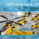 Twitter giveaway: Win a LEGO helicopter!