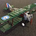Facebook competition: Win a LEGO aeroplane!