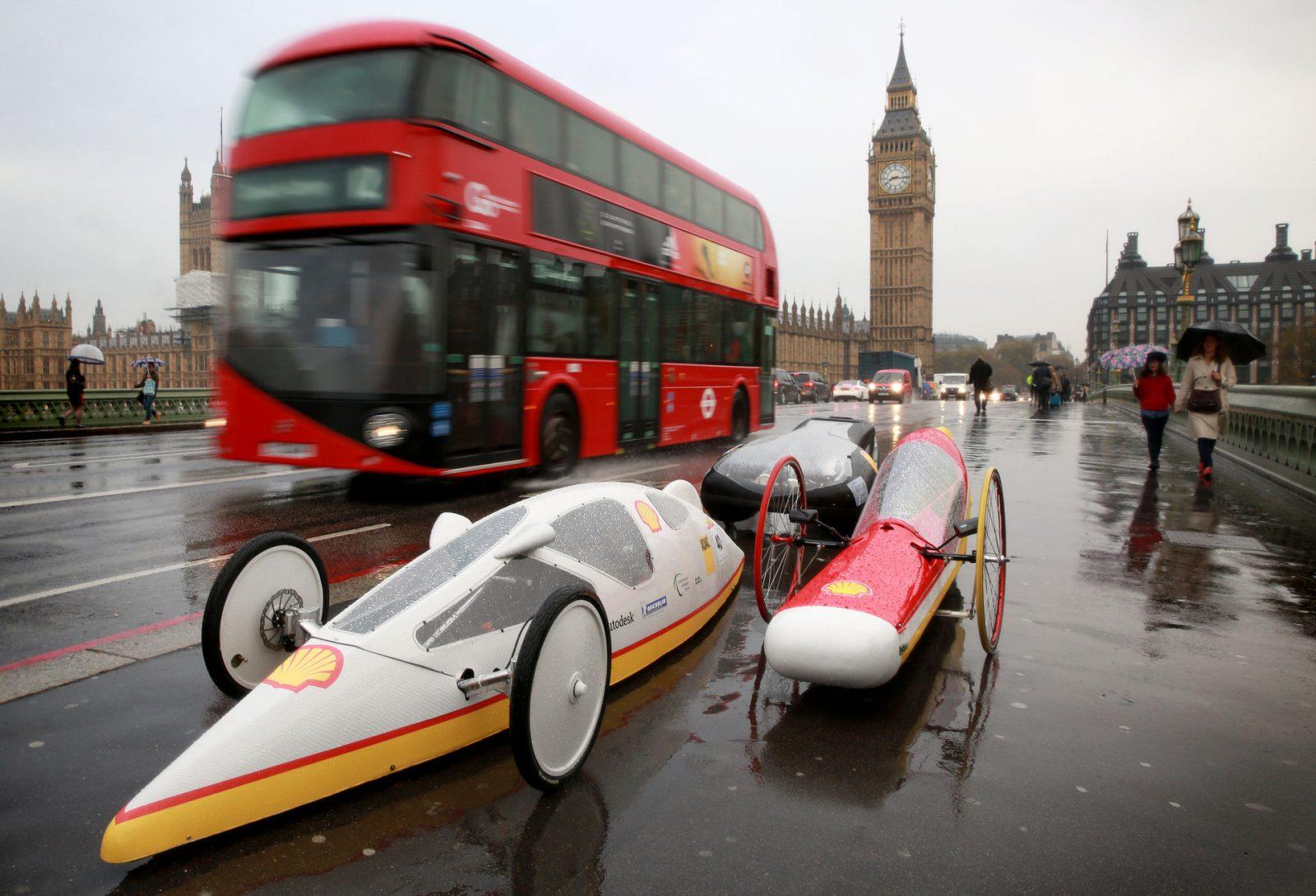 shell-eco-marathon-London-westminster-big-ben