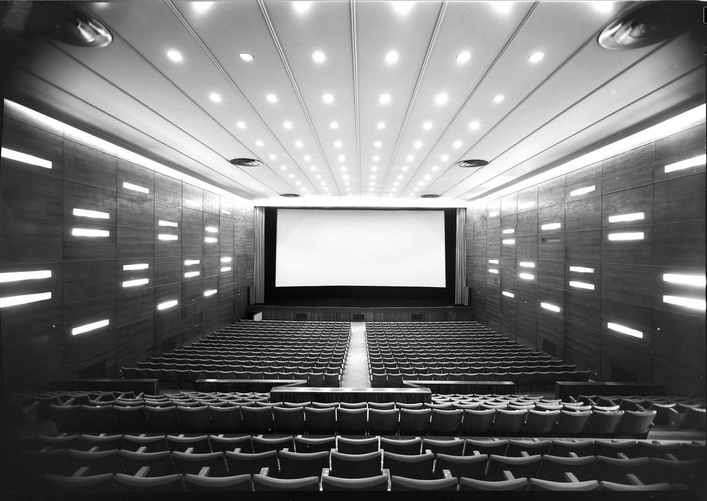 Cinema - Engineering Hollywood