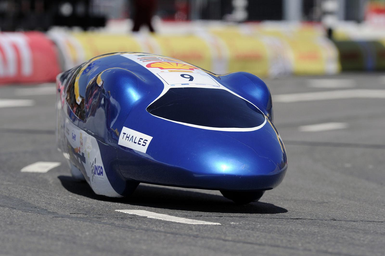 Eco-marathon car