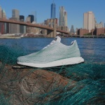 Adidas recycle ocean plastic for sustainable sports shoes