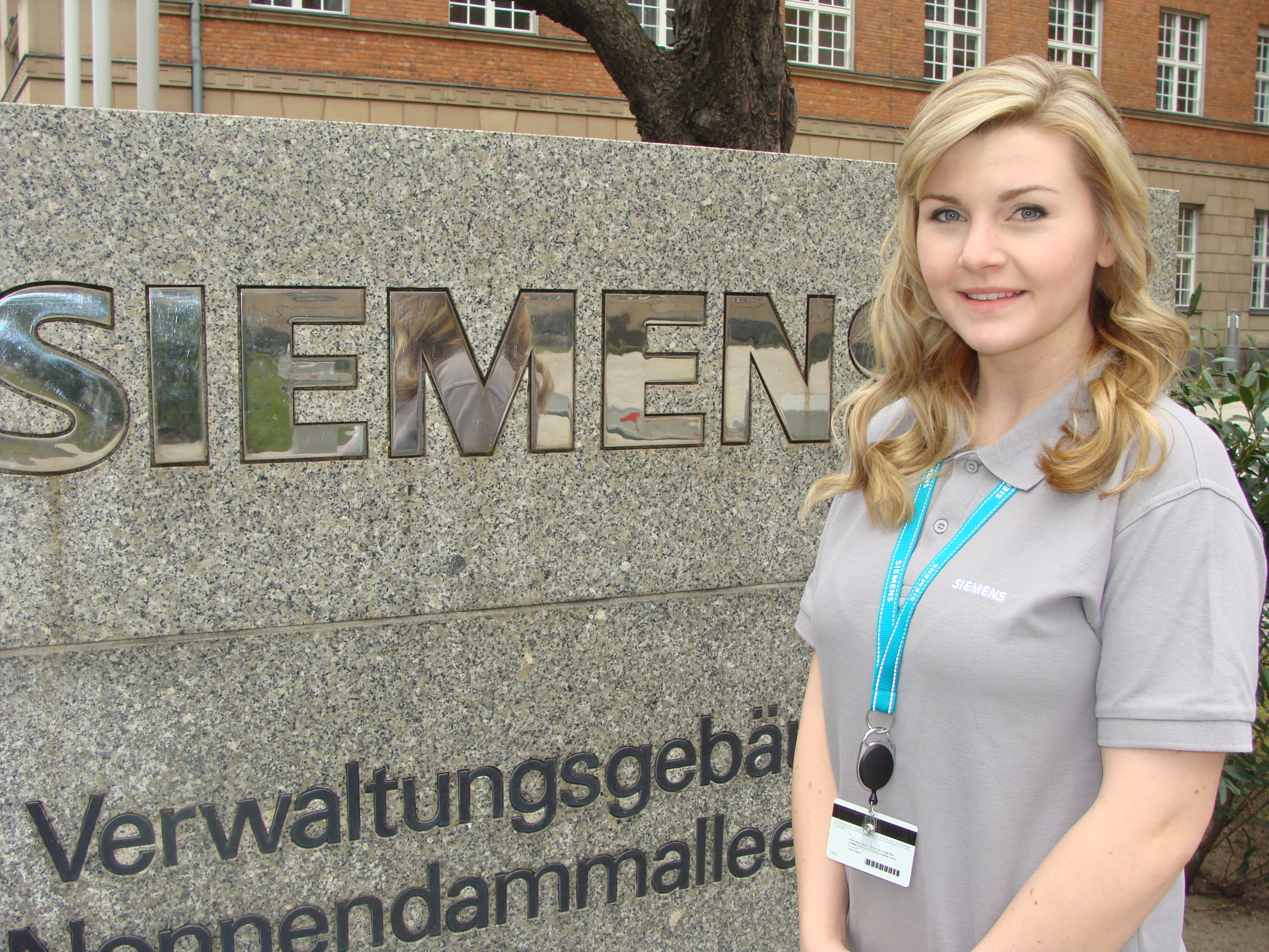 Siemens Chloe Horton