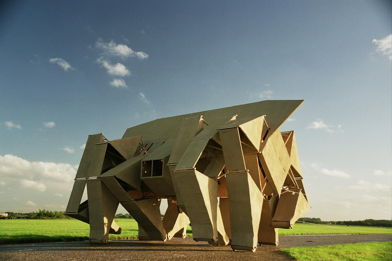 loek van der klis 23Animaris Rhinoceros Vliegveld Valkenburg 2004 kopie