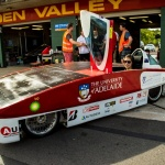 Engineering in energy: Solar cars to service stations