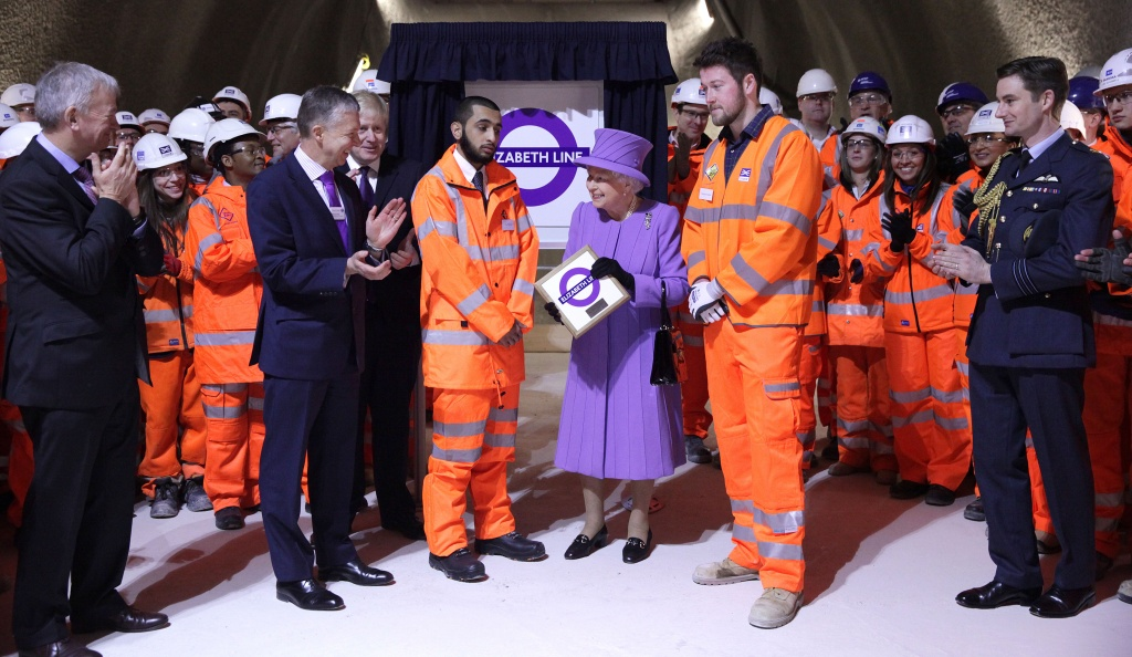 Naming the Elizabeth Line