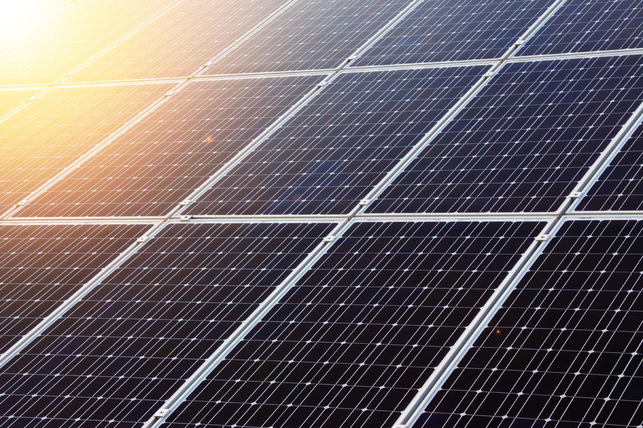 Solar Panel Public Domain Image