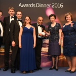 Blatchford Group take home UK's top innovation prize for robotic prosthetic
