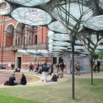Made by robots: the Elytra Filament Pavilion