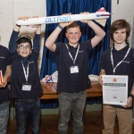 Students shoot for the stars at Farnborough International Airshow Futures Day