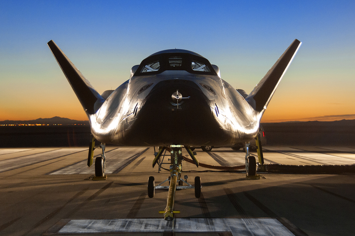 Dream Chaser Image c.o.NASA