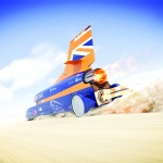Bloodhound sets a date for supersonic record attempt