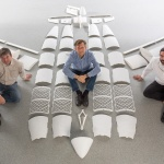 Airbus tests high-tech concepts with 3D-printed mini aircraft