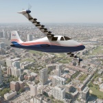 NASA electrify flight with latest X-Plane 'Maxwell'