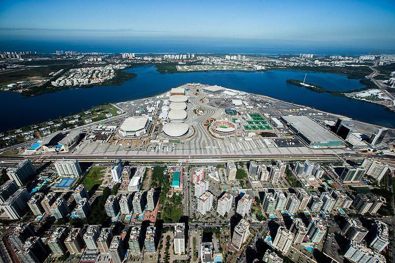 Olympic Park Rio 2016