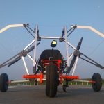 Students from Singapore take to the skies in world-first flying machine