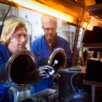 New material lights up high-performance solar cells