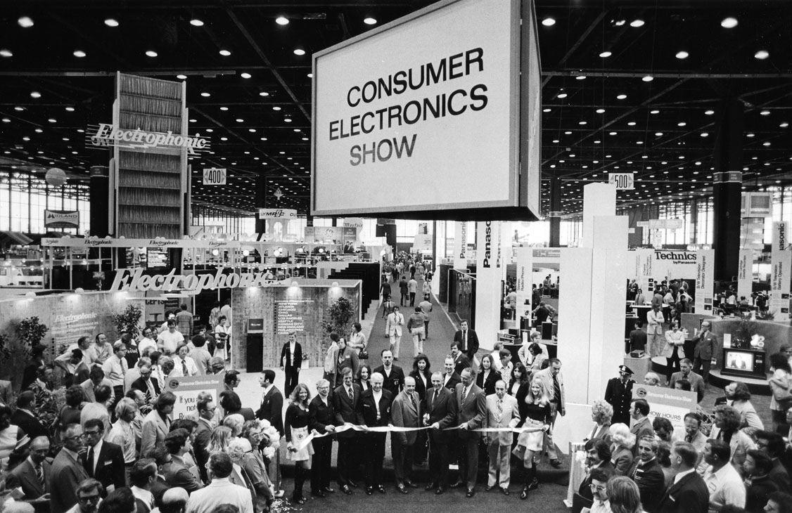 50 years of innovation at CES - Create the Future