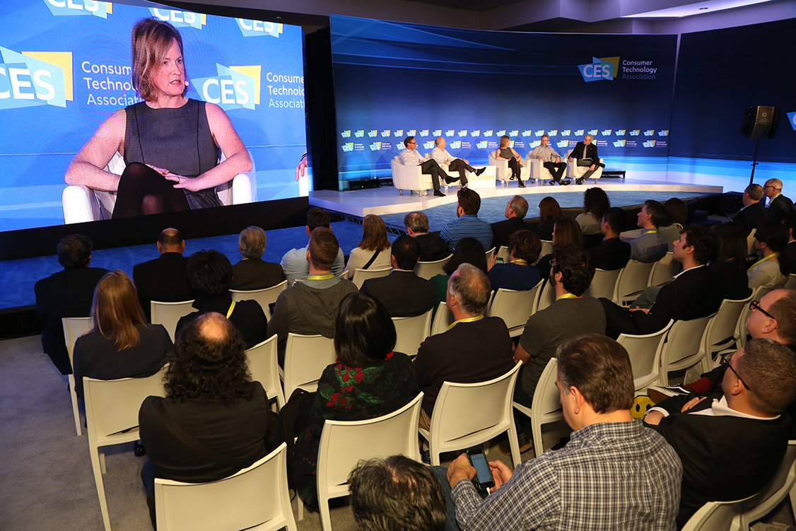 Panellists discuss AI at CES 2017