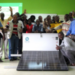 What makes vaccines cool: Solar-powered refrigeration and international immunisation programmes