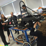 Greenpower: the electric car challenge