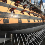 BAE Systems are futureproofing history aboard HMS Victory