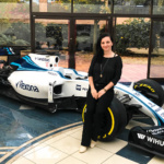 Alexandra Stefanescu: Designing the fastest race cars in the world