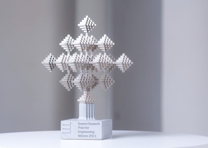 2013 Queen Elizabeth Prize for Engineering Trophy