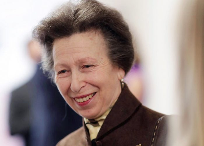 HRH The Princess Royal at the 2019 QEPrize Winner Announcement
