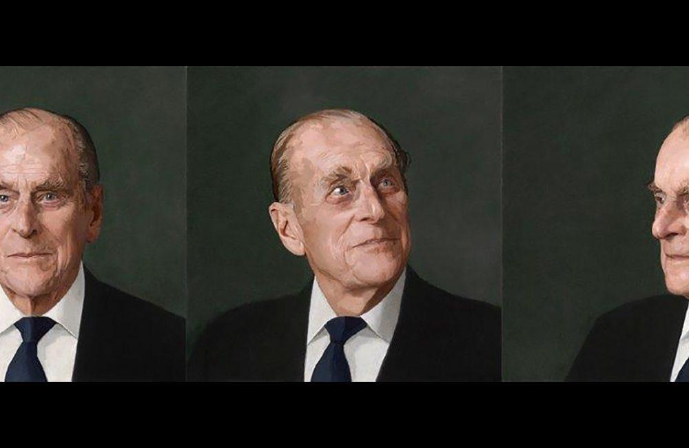 Prince Philip triptych